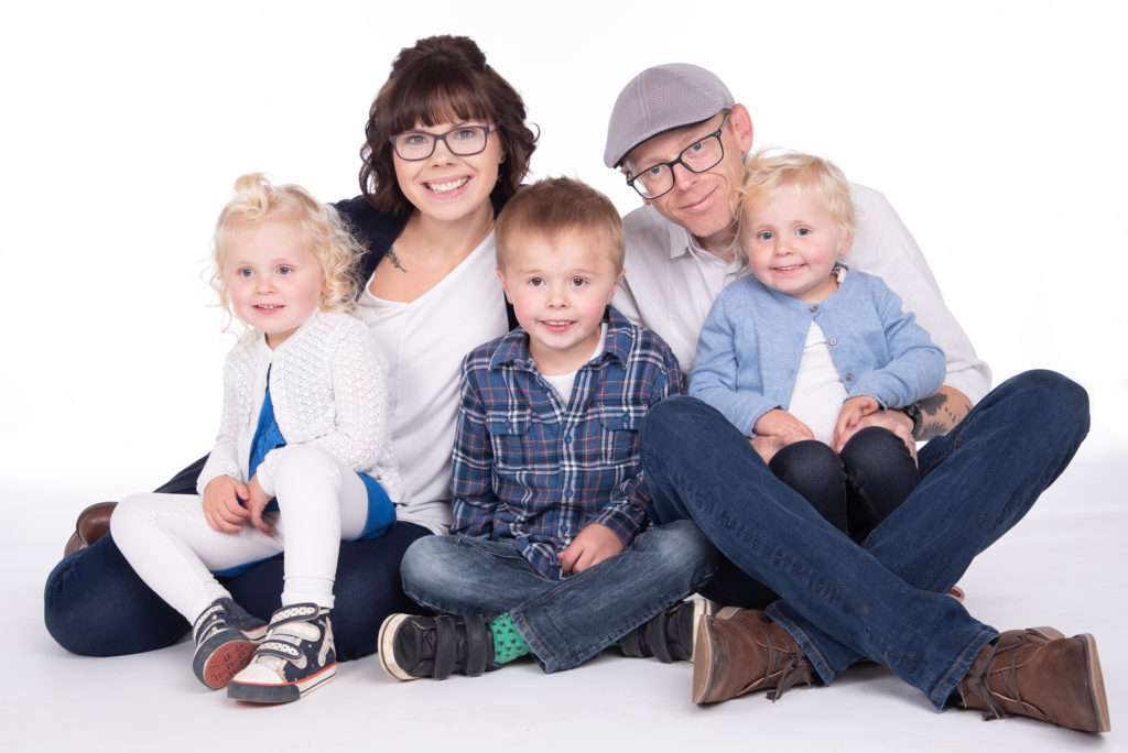 Tamworth family photographers